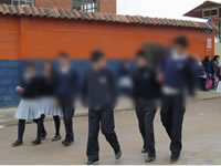 'Los Miguelitos' acechan a estudiantes de la comuna uno de Soacha