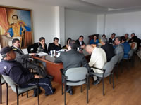 Avances y conclusiones del primer encuentro del Consejo municipal de Paz
