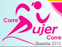 Mañana será la III Carrera de la mujer en Soacha