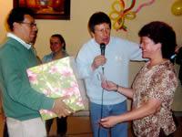 Defender los derechos de las mujeres, mensaje  de Fernando Ramírez en la celebración del mes de las madres
