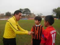 Arrancó el Pony Fútbol en Soacha