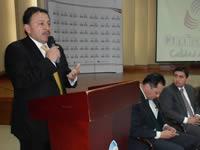 Diputado 'Perico' y comunales buscan apoyo del gobernador