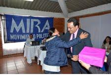 Movimiento MIRA también realizó homenaje a las madres