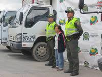 Desmantelado Centro de Acopio de camiones robados