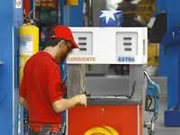 Gasolina sube $24,7 en junio