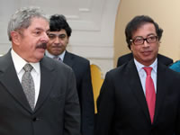 Bogotá recibirá cooperación de Brasil
