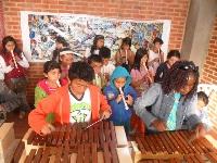 Comuna cuatro nuevamente»Tejerá música»