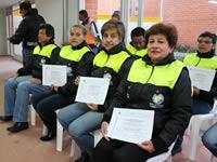 Se gradúan 22 promotores en convivencia y seguridad ciudadana en Ciudad Verde