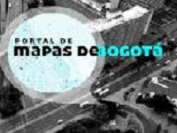 Bogotá recibe segunda versión  virtual de portal de mapas