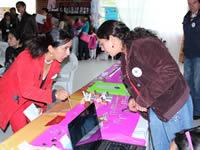 Jóvenes de Madrid participaron en rueda de negocios