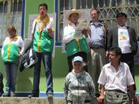 Malestar en la comunidad del barrio Minuto de Dios por sectores que no han sido legalizados