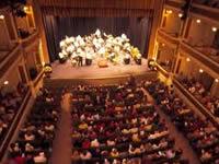 Concurso público internacional para ampliación del Teatro Colón de Bogotá