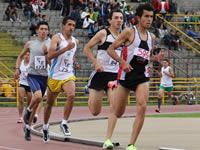 Tres atletas de Soacha competirán en campeonato Nacional de Atletismo