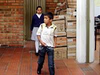 Obras inconclusas aumentan riesgo sanitario en IE de El Charquito