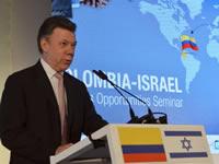 Israelíes tienen la puerta abierta en Colombia