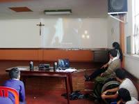 Con actividades de integración, se espera sensibilizar a los estudiantes de la Institución Educativa Eduardo Santos