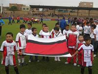 Proyecto  deportivo busca unir a los clubes  futbolísticos del municipio
