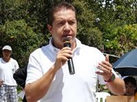 Señalamiento al director del IMRDS por convenio en Quintas de la Laguna quedó sin piso