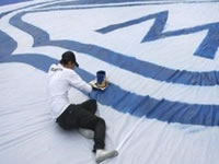 Archivo de Bogotá se vestirá de azul