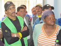Vendedores informales de Soacha hacen propuesta a la Administración Municipal