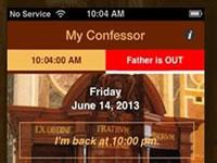 «Pecadores» estadounidenses podrán usar aplicación para programar confesión