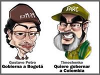 Valla del Uribismo causa revuelo en Soacha