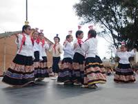 Tradición Colombiana representará al país en Festival Internacional de Danza