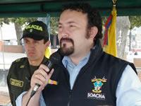 Alcaldía de Soacha y Mininterior firman acuerdo por 3.110 millones de pesos