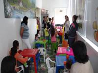 Hospital San Rafael inaugura su sala lúdica pediátrica