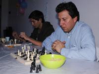 Tarde de integración con el  Dr. Oswaldo Córdoba y sus amigos