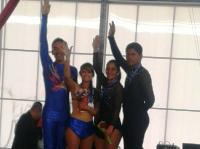 Destacada participación municipal en Campeonato Nacional de  Patinaje Artístico