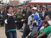 Alcaldesa de Bosa lidera Consejo de Seguridad Humana