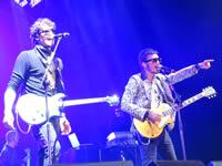 Bogotá vibró con una descarga de música en Rock al Parque 2013