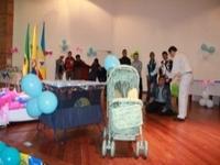 Madrid celebró el día de la maternidad