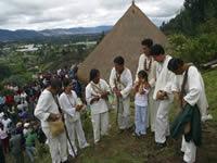Cabildos indígenas de Chía y Cota serán fortalecidos