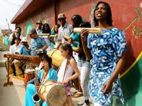 Habitantes de Bellavista se forman para generar cultura