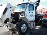 Cinco heridos en nuevo accidente sobre la autopista sur