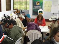 Campesinos de Usme y Ciudad Bolívar intercambiaron experiencias  productivas