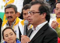 Petro justifica creación del área metropolitana entre Soacha y Bogotá