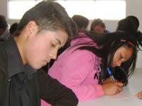Jóvenes de comuna cuatro  se preparan para empoderarse de su comunidad