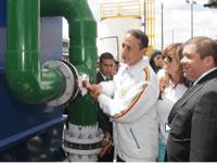 Tratamiento de aguas y otras obras transformarán a Madrid
