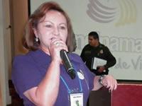 Nueva presidenta de Asojuntas del corregimiento dos  habla de sus expectativas