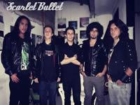 'Sombras y Epitafios', la propuesta de Scarlet Bullet para los rockeros de la ciudad