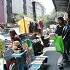 Pacto con vendedores ambulantes de Tunjuelito