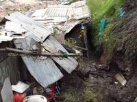 Habitantes de Los Robles habían advertido una posible tragedia