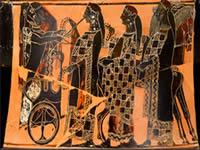 «Dioses, mitos y religión de la antigua Grecia» en el Museo Nacional