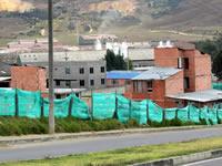 En Soacha se está construyendo una nueva urbanización pirata
