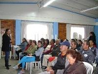 En comuna uno se fortalece perspectiva económica de sus habitantes