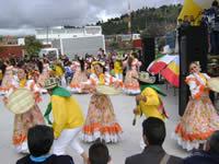En San Mateo se celebró la independencia de Colombia