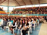 Con éxito concluyó la Asamblea de más familias en acción en Madrid